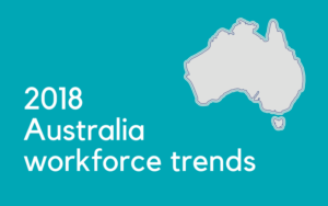 Workforce trends in Australia in 2018
