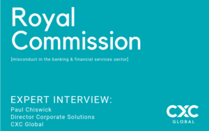 Banking Royal Commission impact on contingent workers