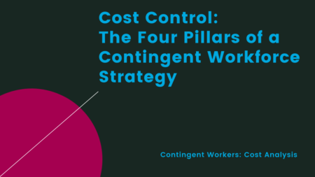 cost control contingent workforce