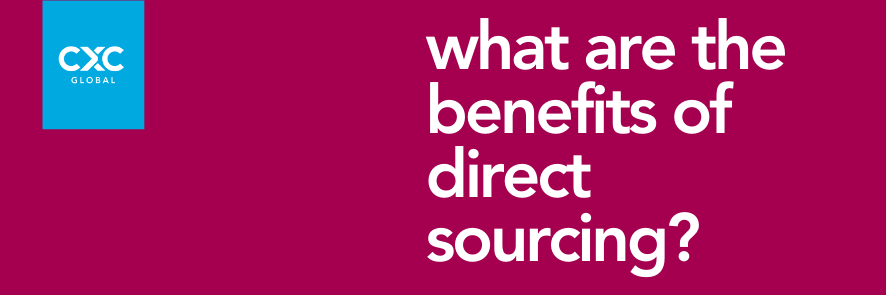 what are the benefits of direct sourcing?